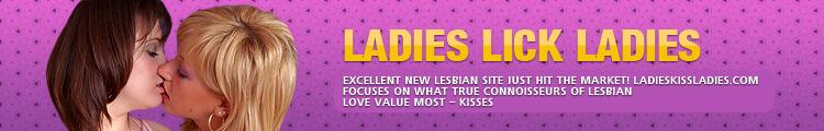 Ladies Lick Ladies