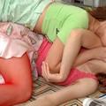 Girls Kiss Women
